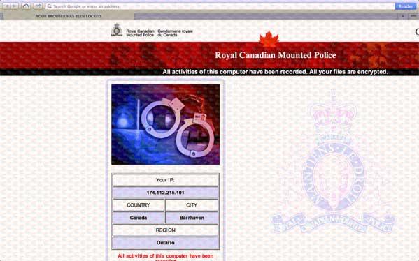 RCMP-,MAC-A