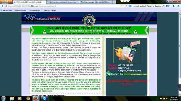 FBI-Virus-$450-scam-on-mac-book