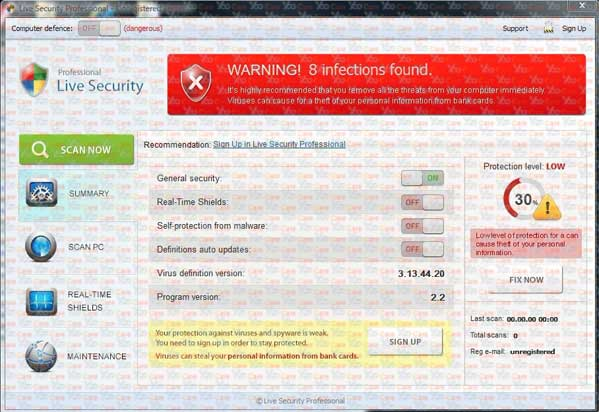 Live-Security-Professional-unregistered-version-A