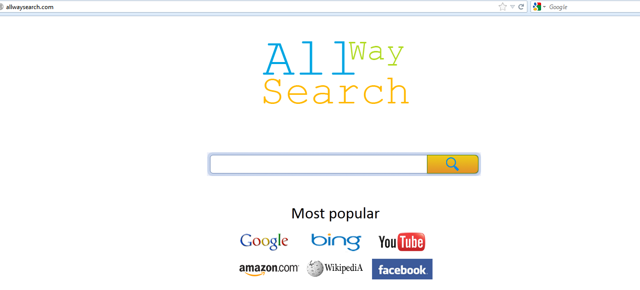 all way search