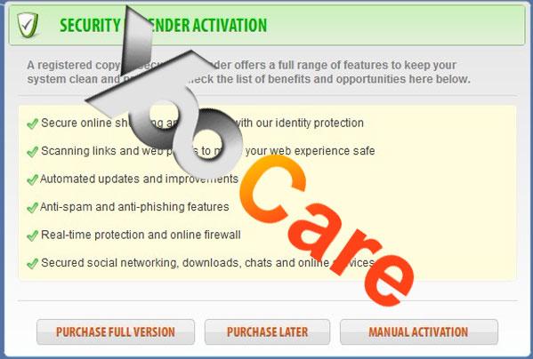 Security-Defender-C