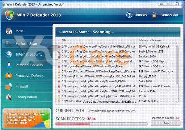 how to get rid of a keylogger