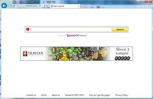 Start.iminent.com-Redirect