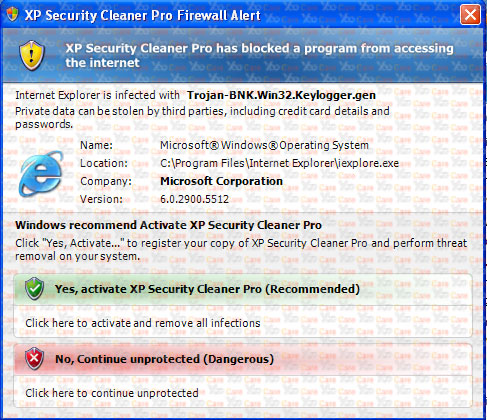 XP-Security-Cleaner-Pro-Firewall-Alert