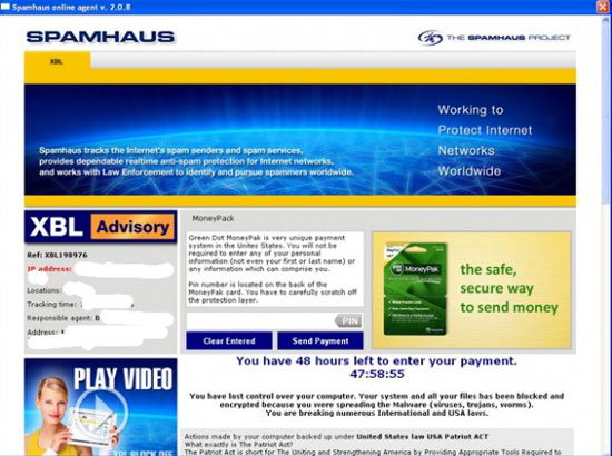 Spamhaus-Online-Agent-V.-2.0.8