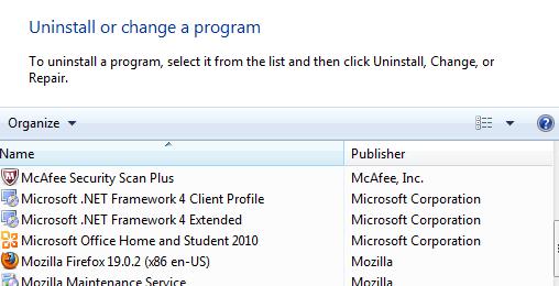 uninstall-programs