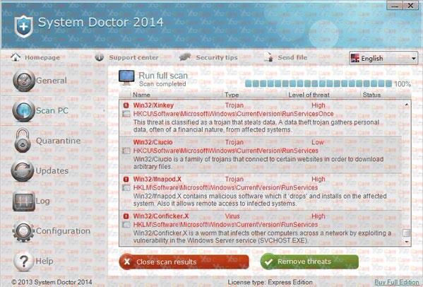 System-Doctor-2014-Virus
