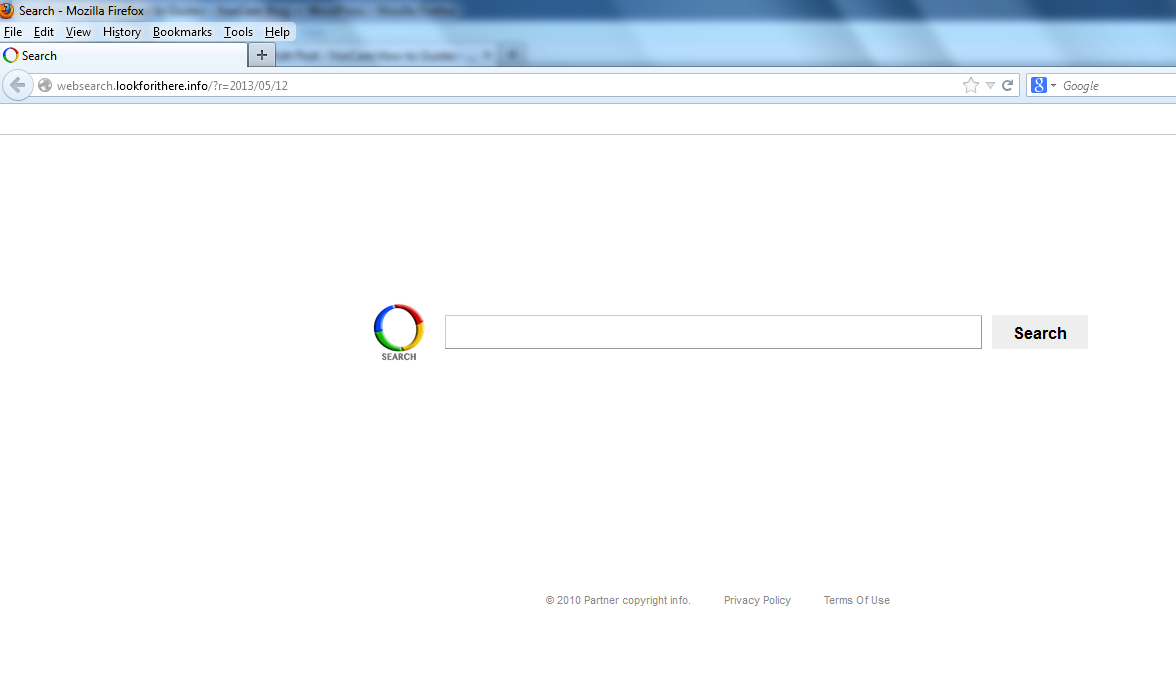 Websearch-lookforithere-info-redirect