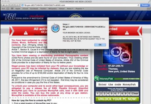 fbi.gov locked scam
