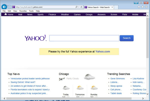 us yhs4 search yahoo com redirect removal