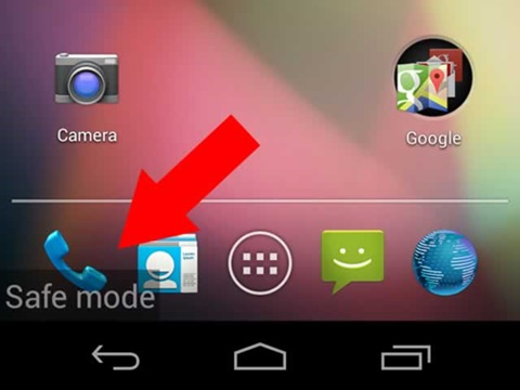Android Phone Safe Mode