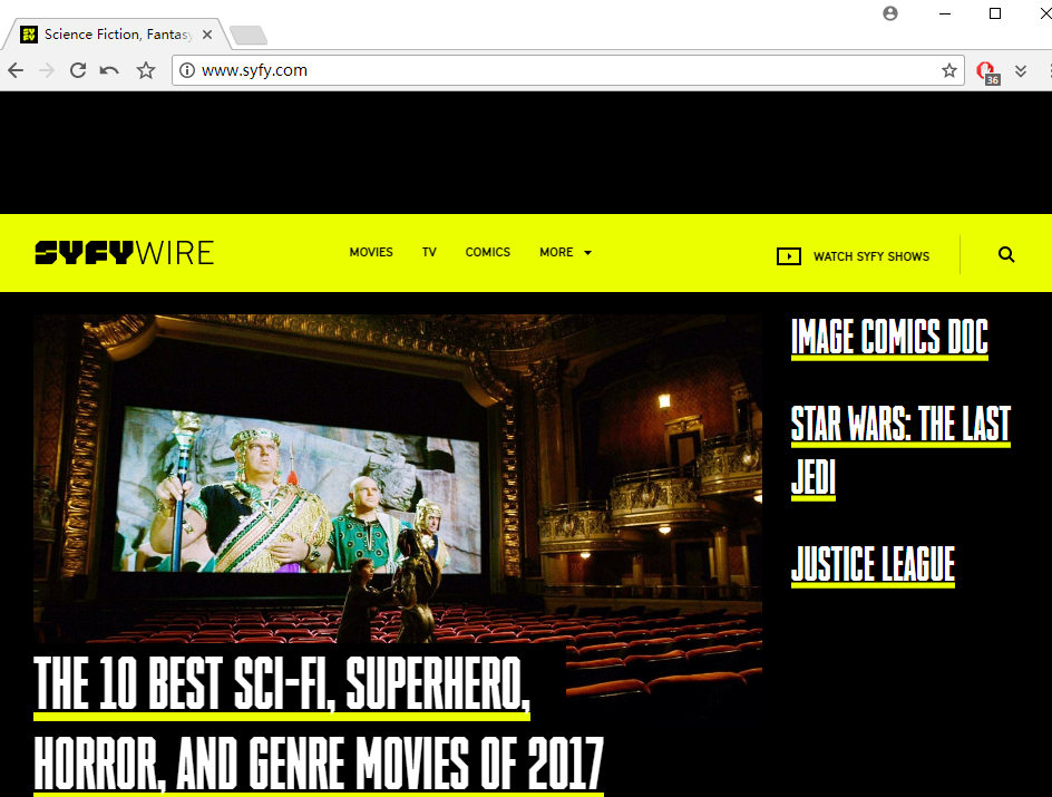 How to Unblock SyFy outside US on Mac? - YooCare How-to Guides