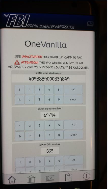 onevanilla customer service number