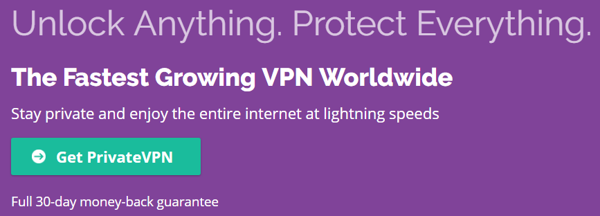 Privatevpn coupon code 64 off discount promo code 2018 yoocare with worldwide vpn server locations it helps you bypass the government censorship and geo restriction you can enjoy the fast secure and unlimited fandeluxe Gallery