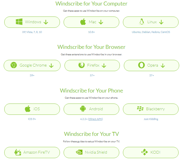 Windscribe voucher coupon