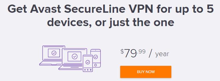 avast secureline refused license file