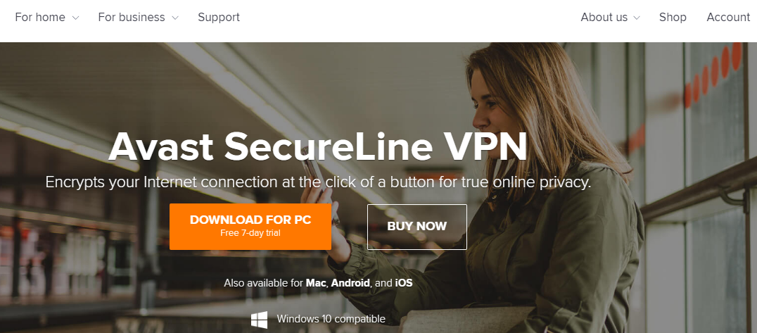 is avast vpn any good?