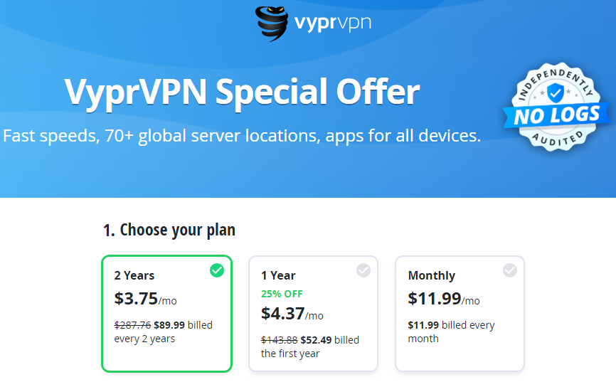 VyprVPN Coupon: 100% Verified Discount 2019 - YooCare How-to