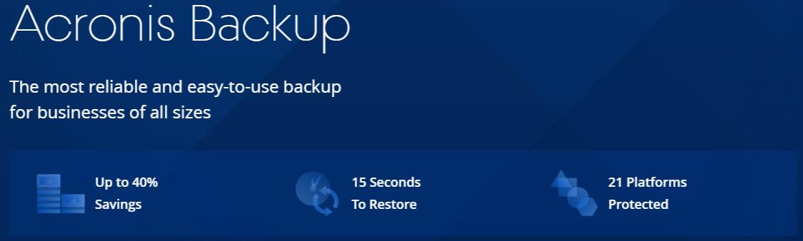 Acronis True Image Review 2019 - The Fastest Backup Service